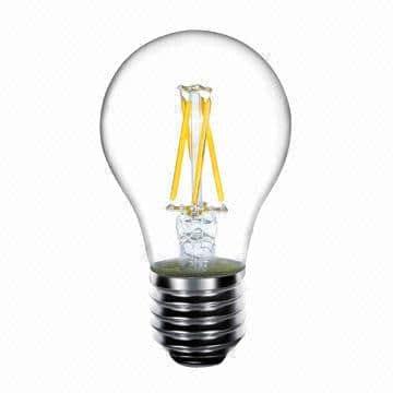 Led filament 3 watt E27 warmwitte led