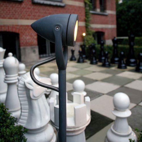 Bullet zink Royal Botania spot buitenlamp