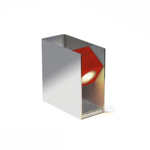 NONR Buitenlamp NON royal Botania carmine red rood led Tuinextra buitenverlichting